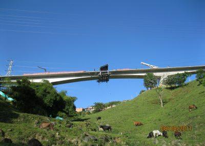 Puente La Asomadera – Av. 34