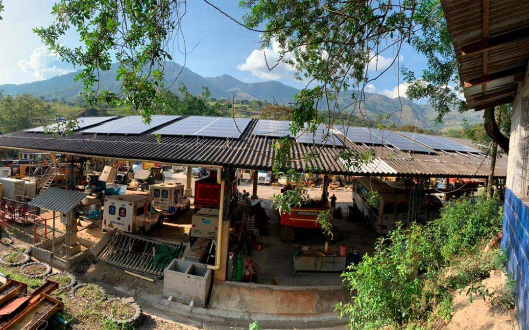 La Energía solar un aliado para la disminución de la huella de carbono en las empresas