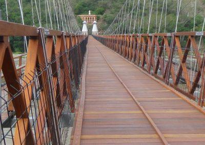 Rehabilitación Puente de Occidente