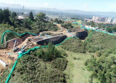 Construcción Tramo 11.2 Sector el Tanque – La Poceta, Rionegro