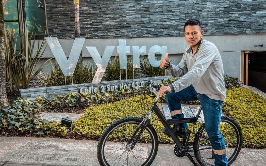 Movilidad sostenible en las empresas